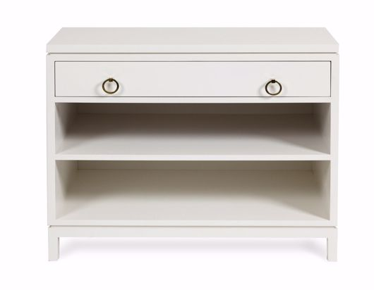 Picture of MARON BEDSIDE TABLE