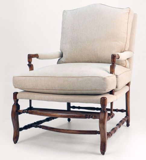 Picture of FRENCH CANADIAN LOUNGE CHAIR
