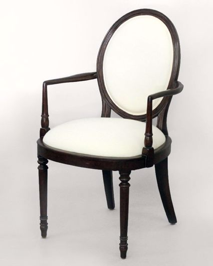 Picture of BRISTOL DINING ARM CHAIR
