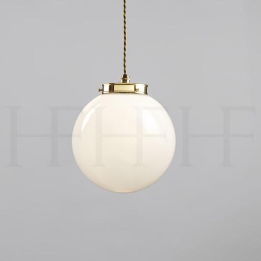 Picture of HECTOR MINI GLOBE, OPAL GLASS
