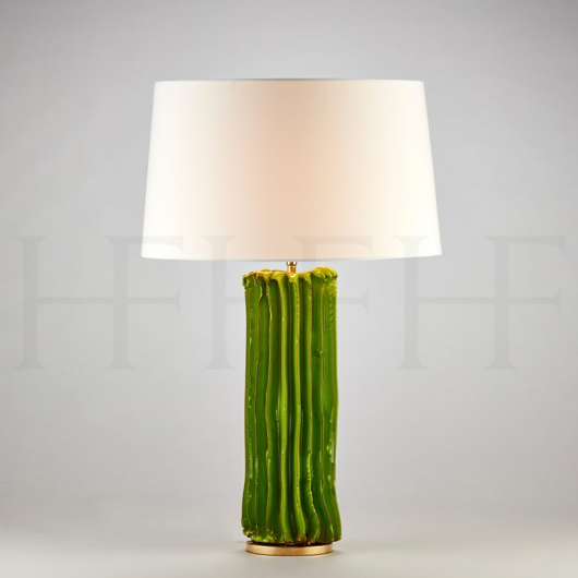 Picture of CACTUS TABLE LAMP, LARGE