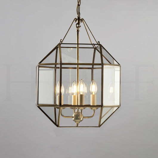 Picture of HENRY HANGING LANTERN