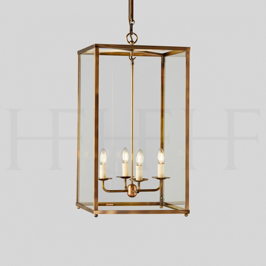 Picture of PENDANT BOX LANTERN