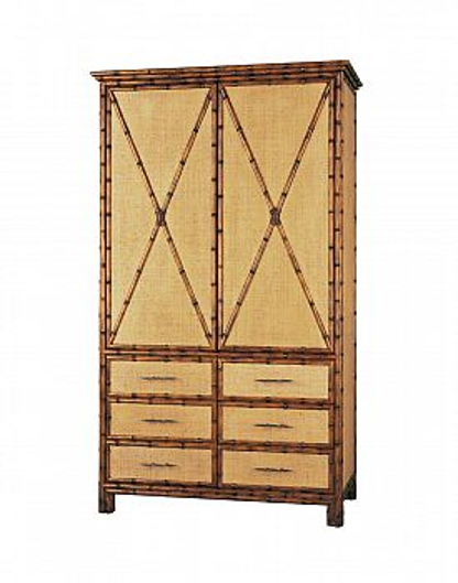 Picture of BAMBOO ARMOIRE