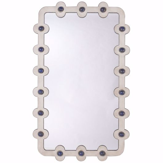 Picture of LAPIS WAVE MIRROR