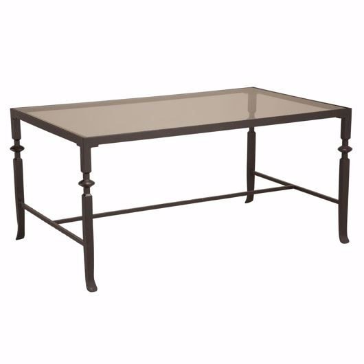 Picture of WROUGHT STEEL COFFEE TABLE
