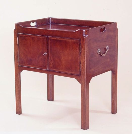 Picture of GEORGE III STYLE MAHOGANY NIGHT STAND