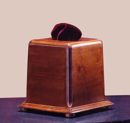 Picture of FRUITWOOD TISSUE BOX