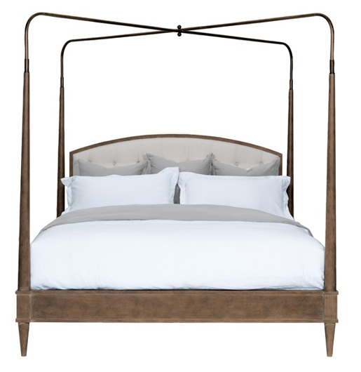 Picture of ANDERKIT TUFTED HEADBOARD QUEEN BED