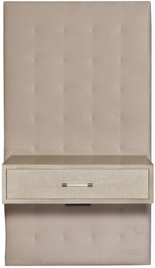 Picture of WYETH RIGHT BISCUIT TUFTED WING W/NIGHTSTAND V