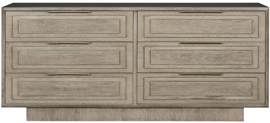 Picture of BRIARWOOD SIX DRAWER CHEST W