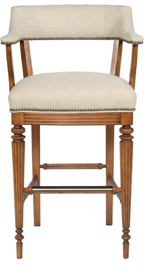 Picture of CAPTAINS BAR STOOL