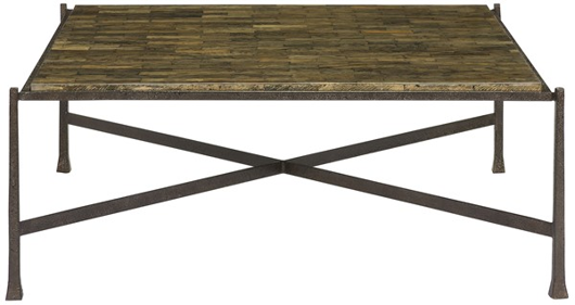 Picture of BRUT SQUARE COCKTAIL TABLE BASE P