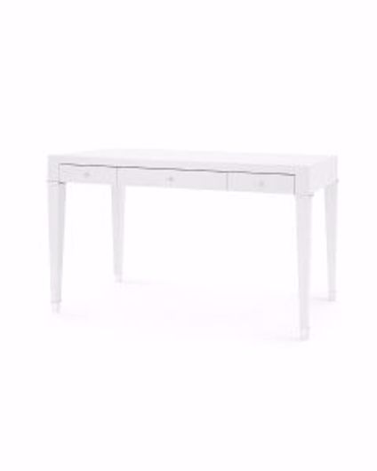 Picture of CLAUDETTE-DESK-WHITE