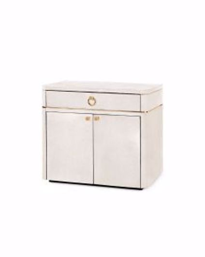 Picture of ANDRE-CABINET-WHITE
