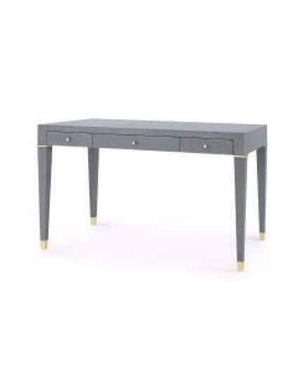 Picture of CLAUDETTE DESK GRAY