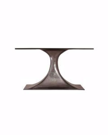 Picture of STOCKHOLM SMALL OVAL TABLE BASE BRONZE