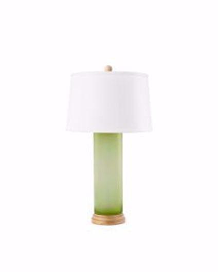 Picture of BRASILIA LAMP LIGHT GREEN