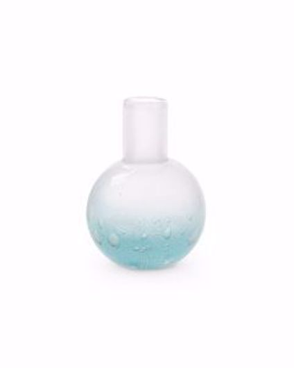 Picture of GIORGIO-SMALL-VASE-SKY-BLUE