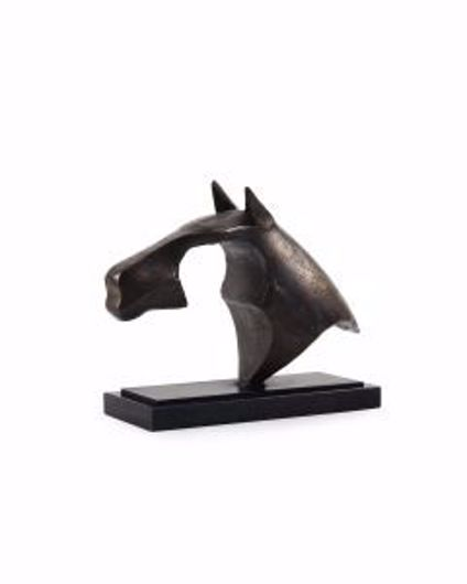 Picture of EQUS STATUE BRONZE