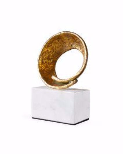 Picture of LAGUNA-STATUE-GOLD