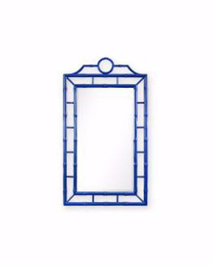 Picture of CHLOE MIRROR NAVY BLUE