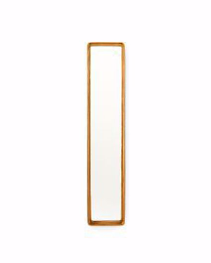 Picture of COVE TALL MIRROR BRASS