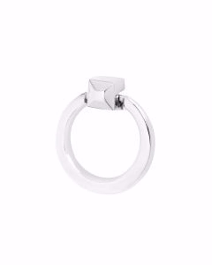 Picture of BENEDICT-RING-PULL-NICKEL-FINISH
